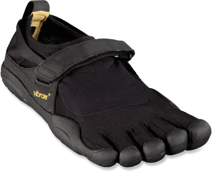 Hiking in Vibram Five Fingers