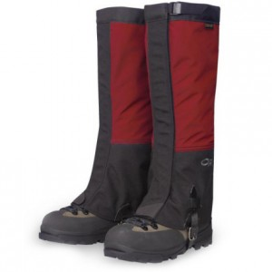 Gaiters Hiking