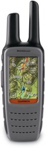 Backpacking GPS