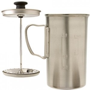 Backpacking Coffee Press