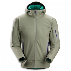 Hooded Soft Shell Jackets