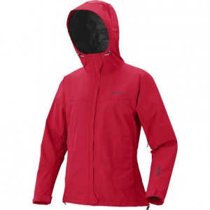Women's Rain Jacket with Hood