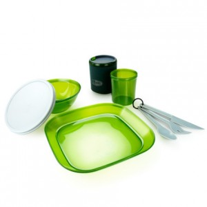 Camping Plates and Cups